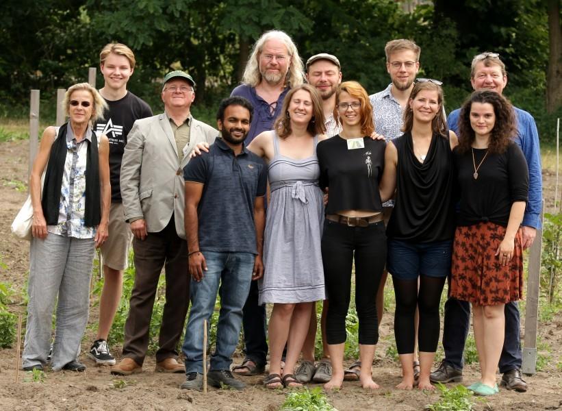 Das Weltacker-Team