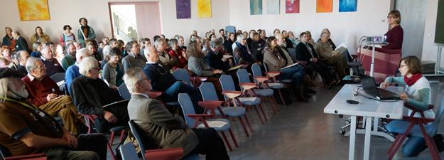 Saatgut-Tagung der Zukunftsstiftung Landwirtschaft 2017 in Kassel