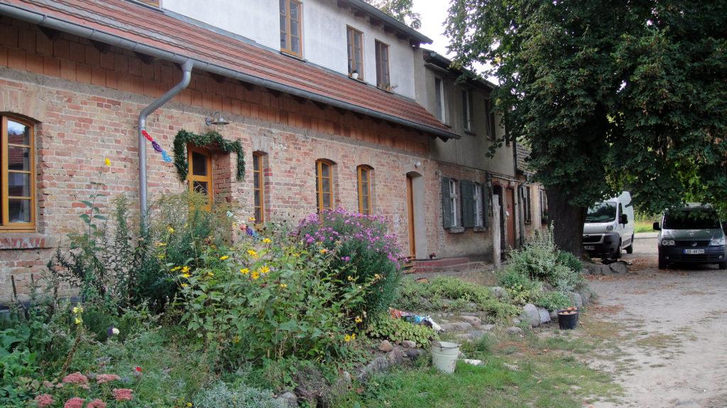 Das alte Hofhaus, Foto: Gerd Carlsson