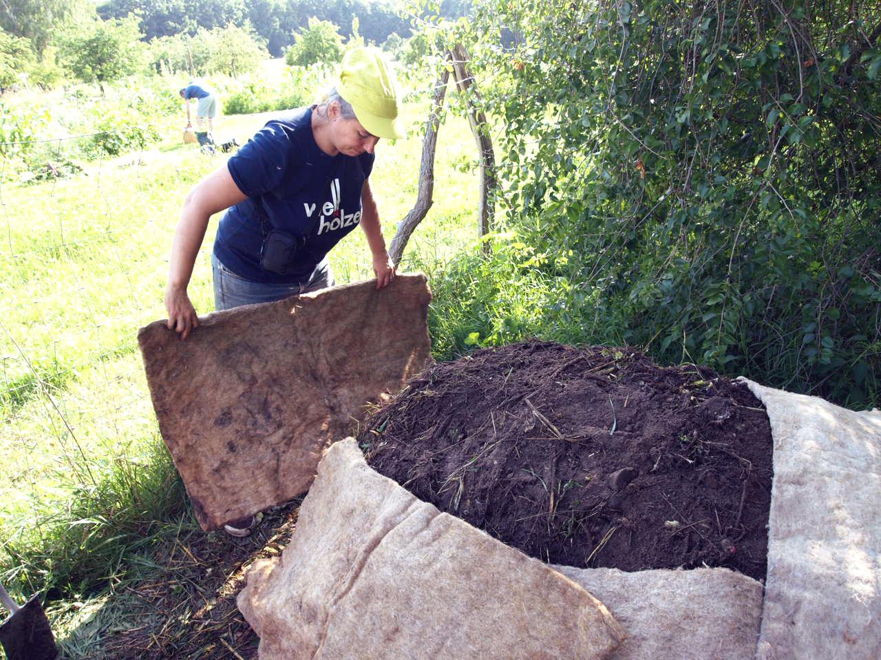 Kompost-Workshop 2000m²